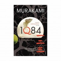 1Q84 Books 1, 2 And 3 By Murakami Haruki