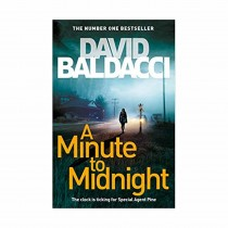 A Minute To Midnight Atlee Pine Series By David Baldacci