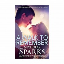 A Walk To Remember By Sparks Nicholas