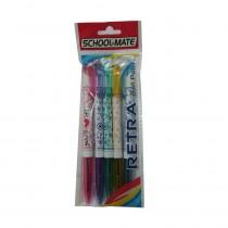 Add Gel Retra Ball Pen (Pack of 10)