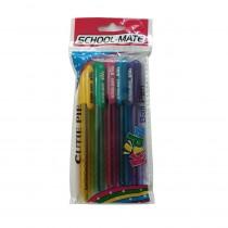 Add Gel Schoolmate Cutie Pie Kidz Ball Pen (Pack of 10)