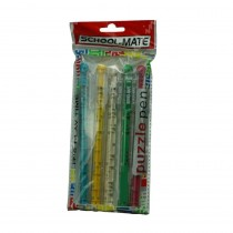 Add Gel Schoolmate Puzzle Pens (Set of 5)
