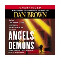 Angels & Demons By Brown Dan
