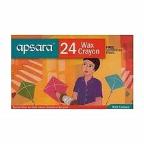 Apsara Extra Long Wax Crayons