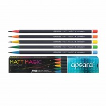 Apsara Matt Magic Pencils (Pack of 20)