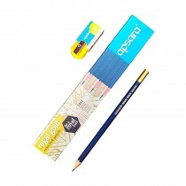 Apsara Regal Gold Extra Dark Pencils (Pack of 10)