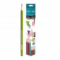 Apsara Triangle Metallic Pencils (Pack of 20)