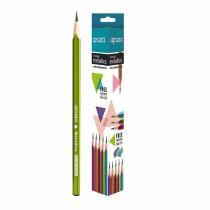 Apsara Triangle Metallic Pencils (Pack of 20)