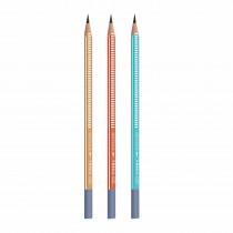 Apsara Triga Triangle Pencils (Pack of 20)
