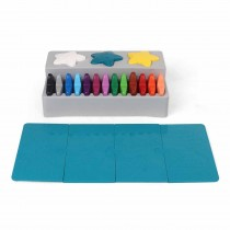 Apsara Twinkle Crayons (Set of 16 Colours)