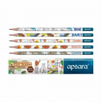 Apsara Wildlife Pencils (Pack of 20)