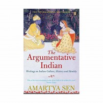 Argumentative Indian Writings On India By Amartya Sen