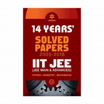 Arihant 14 Years IIT JEE Solved Papers