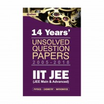 Arihant 14 Years IIT JEE Unsolved Question Papers