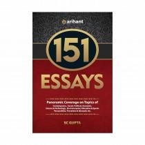 Arihant 151 Essays
