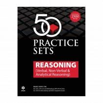 Arihant 50 Practice Sets Reasoning Verbal Non Verbal and Analytical Reasoning