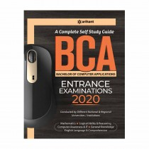 Arihant A Complete Self Study Guide BCA Entrance Examinations 2020