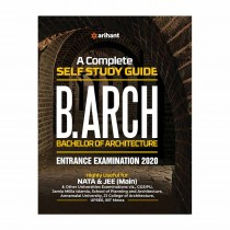 Arihant A Complete Self Study Guide for BArch Entrance Examination