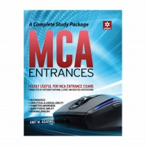 Arihant A Complete Study Package for MCA Entrances