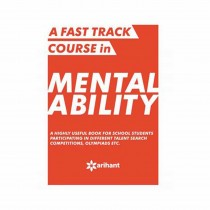 Arihant A Fast Track Course in MENTAL ABILITY