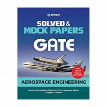 Arihant Aerospace Engineering Solved & Mock Papers GATE 2020