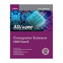Arihant All in One COMPUTER SCIENCE for C++ CBSE Class 11