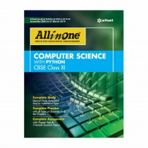 Arihant All In One COMPUTER SCIENCE With PYTHON CBSE Class 11
