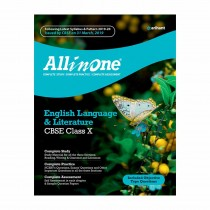 Arihant All In One English Language & Literature CBSE class 10