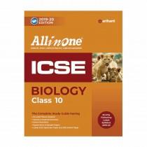 Arihant All In One ICSE BIOLOGY Class 10