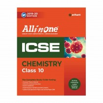 Arihant All In One ICSE CHEMISTRY Class 10