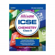 Arihant All In One ICSE CHEMISTRY Class 9