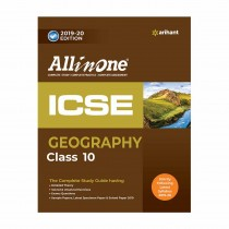 Arihant All In One ICSE GEOGRAPHY Class 10