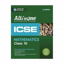 Arihant All In One ICSE MATHEMATICS Class 10