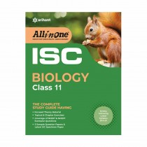 Arihant All In One ISC Biology Class 11