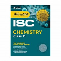 Arihant All In One ISC Chemistry Class 11