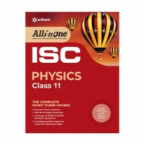 Arihant All In One ISC Physics Class 11