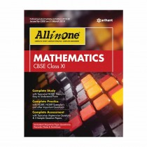 Arihant All in One MATHEMATICS CBSE Class 11