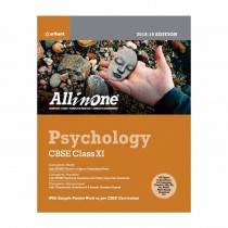 Arihant All in One PSYCHOLOGY CBSE Class 11
