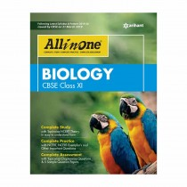 Arihant CBSE All In One BIOLOGY Class 11