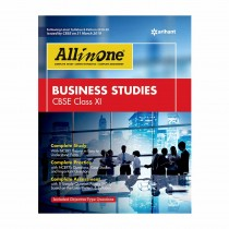 Arihant CBSE All In One BUSINESS STUDIES 11