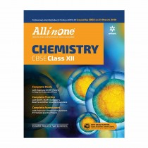 Arihant CBSE All In One CHEMISTRY Class 12