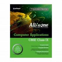 Arihant CBSE All In One COMPUTER APPLICATION Class 9