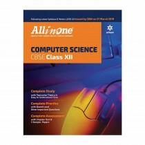 Arihant CBSE All in One COMPUTER SCIENCE Class 12