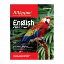 Arihant CBSE All In One ENGLISH Class 7