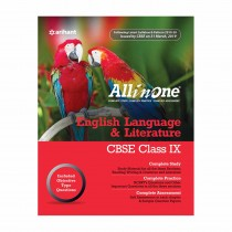 Arihant CBSE All In One ENGLISH LANGUAGE AND LITERATURE Class 9