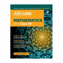 Arihant CBSE All In One MATHEMATICS Class 12