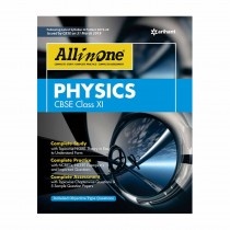 Arihant CBSE All In One PHYSICS Class 11