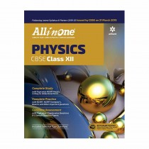 Arihant CBSE All In One PHYSICS Class 12