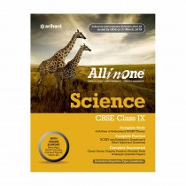 Arihant CBSE All In One SCIENCE Class 9