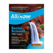 Arihant CBSE All In One SOCIAL SCIENCE Class 10